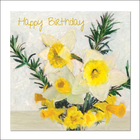 Birthday Card Fine Art
