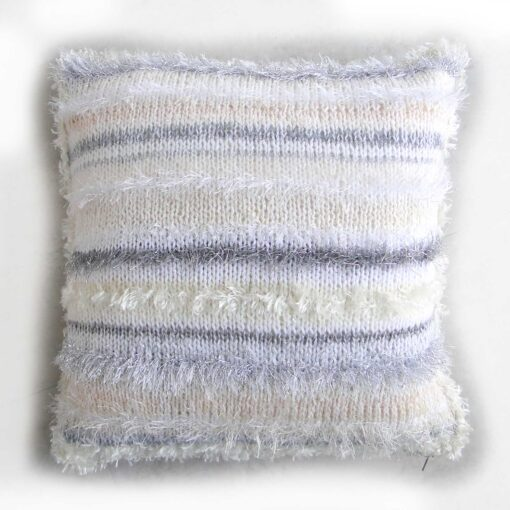 Christmas Accent Cushion Winter white